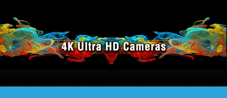 4K Ultra HD Camera Repair Replacement Service