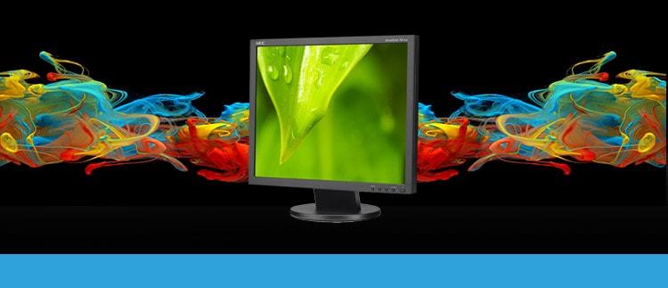 NEC AS193i-bk (AS-193i-BK) LED Backlit Desktop Monitor