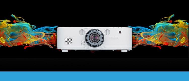 NEC NPP-A521U (NPPA521-U) Advanced Widescreen Projector
