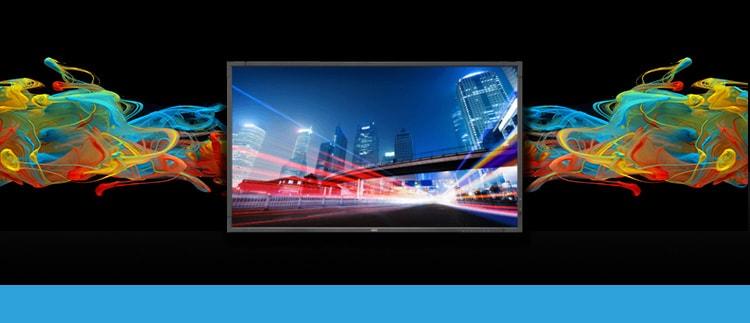 "NEC P-403AVT (P-403-AVT) Professional LED Backlit  Large 40"" Display"