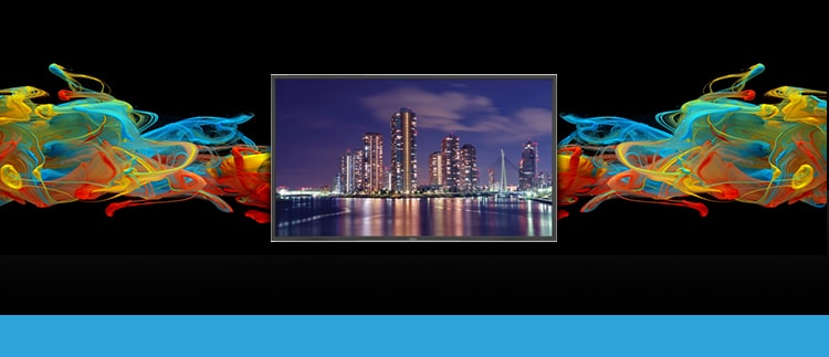 NEC P552 55 inch Professional-Grade Large-Screen Display