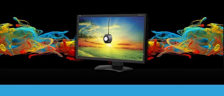 NEC PA271W-BKSV (PA271W-BK-SV) Color Critical Desktop
