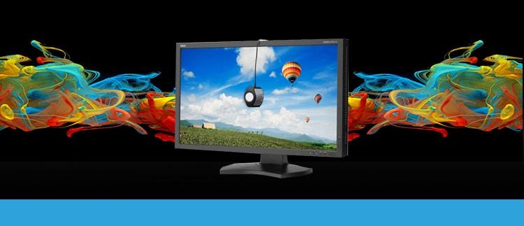 NEC PA272WBKSV Color Critical Desktop Monitor