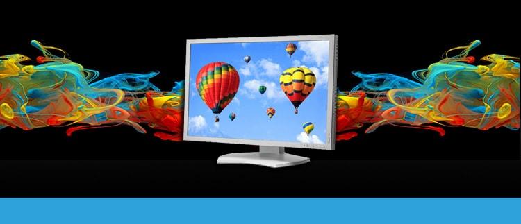 """NEC PA-302W (P-A302W) Color Accurate (White) 30"""" Desktop Monitor"""