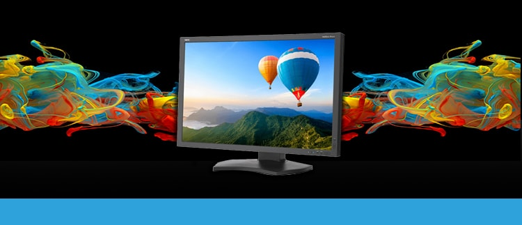 "NEC-PA302W-BK (PA302W-bk) Color Accurate 30"" Desktop Monitor (Black)"