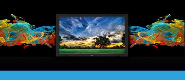 "NEC-S521 (NEC S-521) Large 50"" Business-Grade Display"