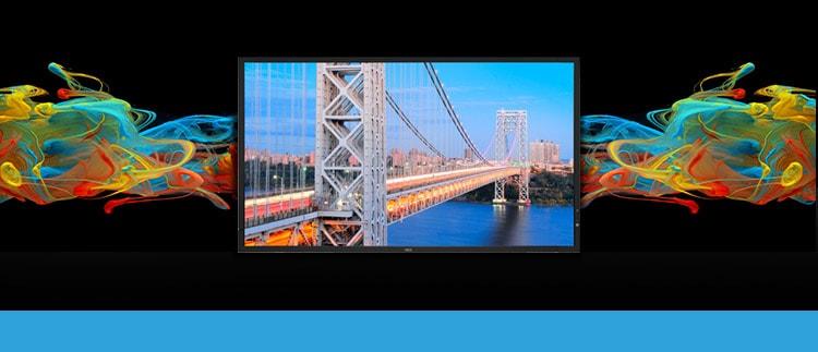 NEC-X462-S (NECX462S) Large, Slim, Professional Display