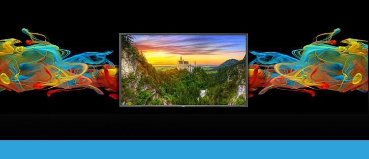 NEC X981UHD LED Backlit Ultra HD Display