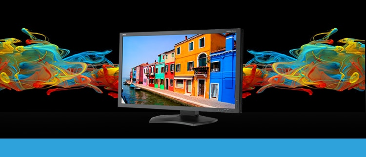 NEC PA322UHD-BK Color Accurate Monitor