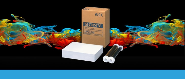 Sony UPC-510 (UPC510-A5) Printing Pack