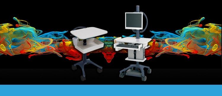 Anthro Medical Display Cart Repair Replacement Service