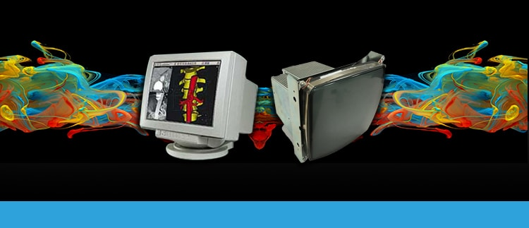 CRT Monitors: Upgrade, Replace, or Refurbish Today!