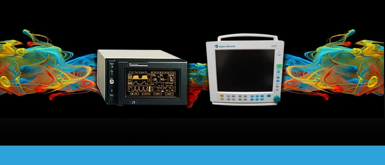 Datex Ohmeda Monitor Display Repair Replacement Service