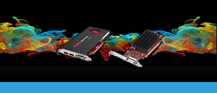 AMD Firepro Series Graphic Card and Board Repair Replacement Service
