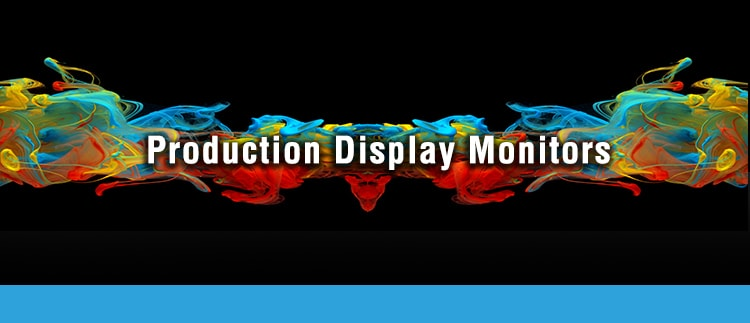 Production Display Monitor Screen Repair Replacement Service