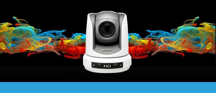 SONY HD PTZ Cameras