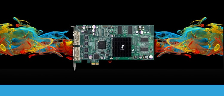 RealVision Graphics Card Repair Replacement Service