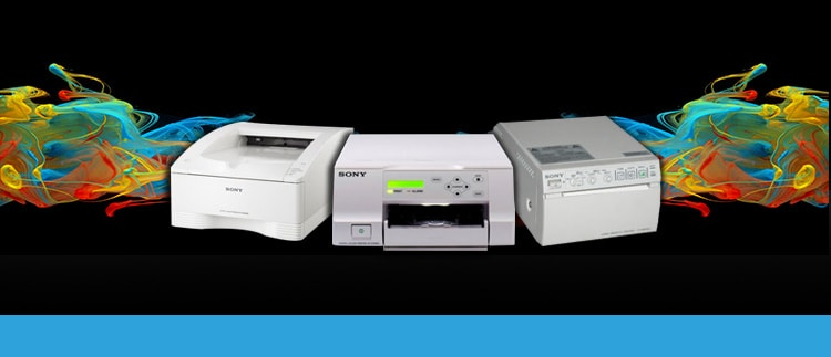 Sony Medical Printer Collection for sale, service, and repair.