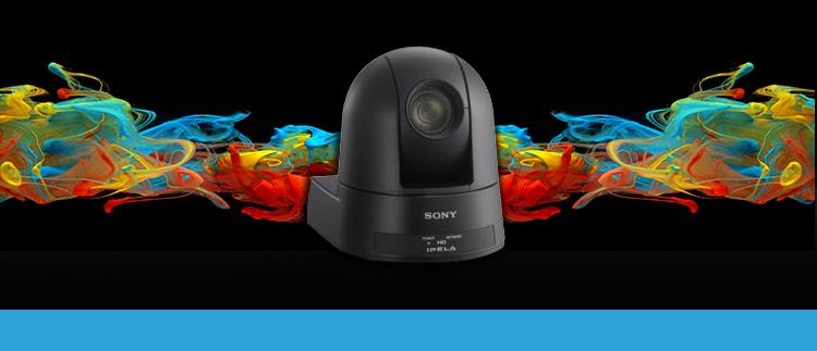 Sony SRG-300SE PTZ Streaming Camera