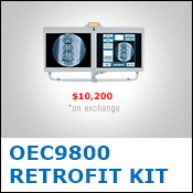 OEC 9800 Retrofit Kit