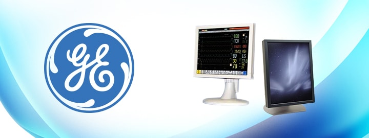 GE Display Monitors
