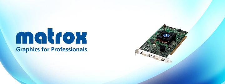 Matrox Graphic Card Controllers