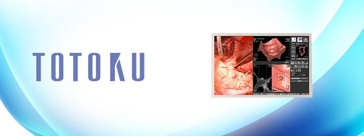 Totoku Displays