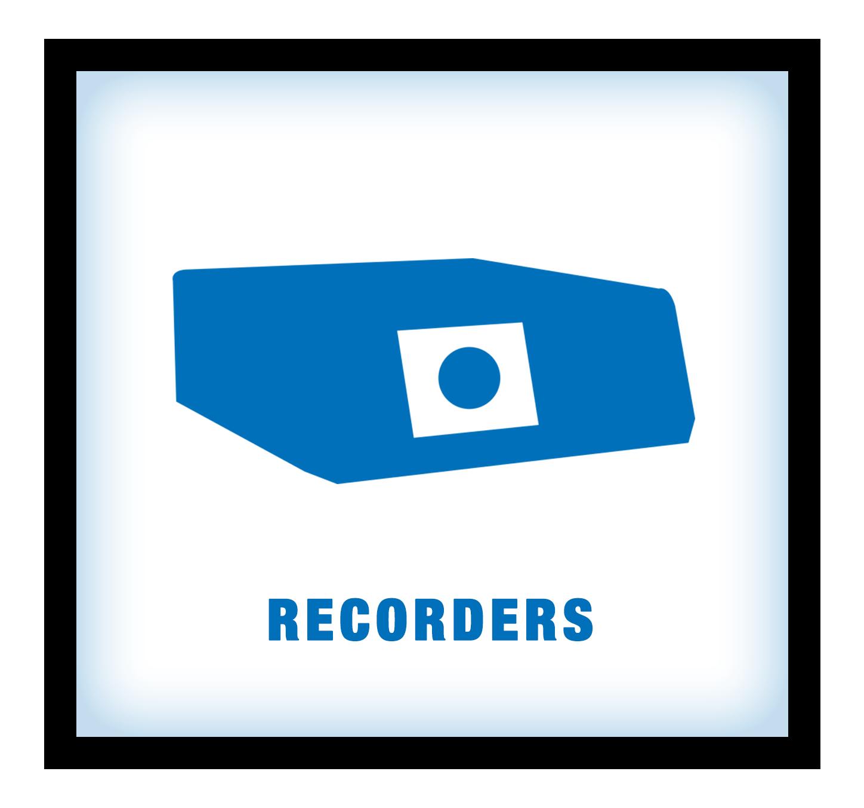 Recorders