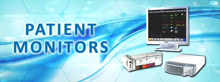 Philips Patient Monitors - Service and Repairs