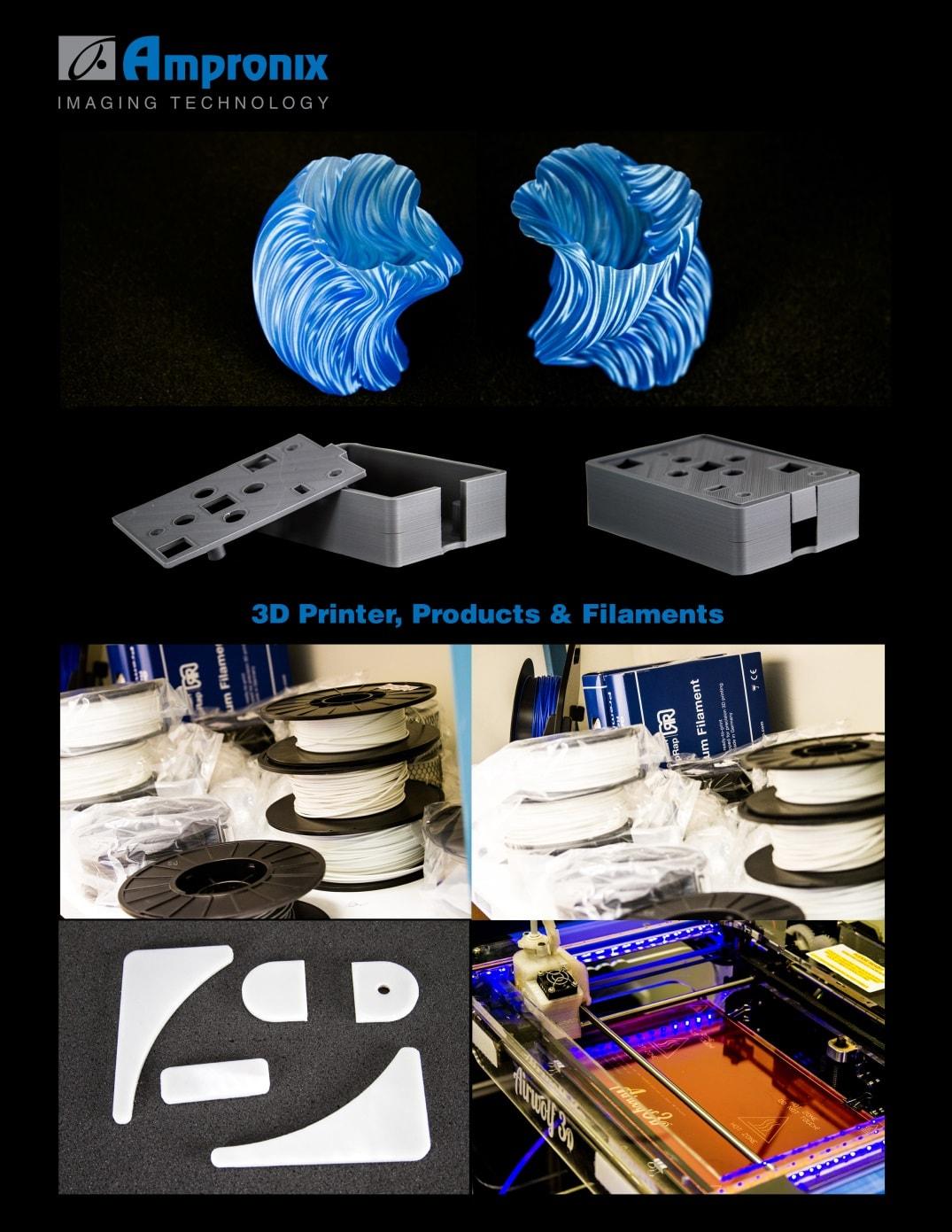 Ampronix 3D Printing by Ampronix News