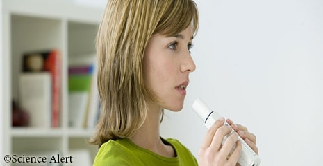 Breath sensor, powered by artificial intelligence, could be secret weapon to early diagnosis.