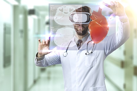 VR Technology Seeks to Eliminate Patient Harm Due to Physician Error