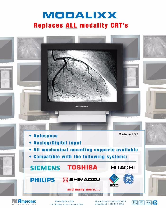 Aging Crt's Modalixx by Ampronix News