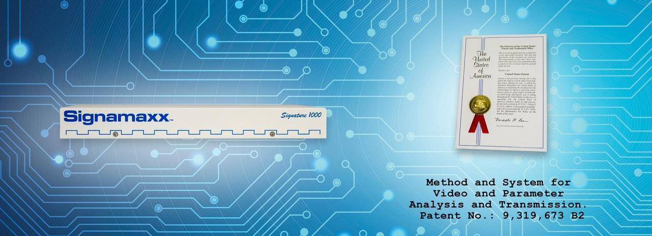 Signamaxx Patent by Ampronix