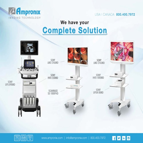 Bundle Solutions by Ampronix Medical Technology