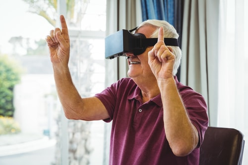 VR Today in Hospitals