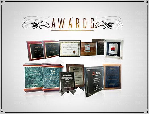 Ampronix Awards by Ampronix News