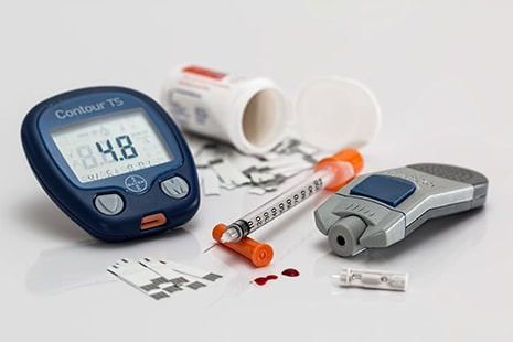 New Skin Patch for Diabetes Management without Blood Draw