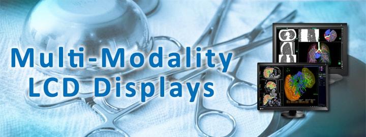 Medical Multi-Modality LCD Monitor Displays