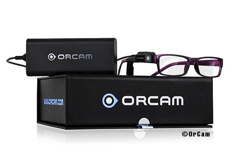 Orcam's MyEye Artificial Vision Technology - Ampronix News