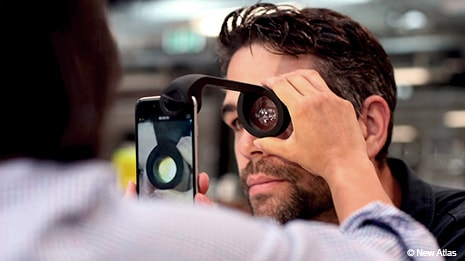 Smartphone Ophthalmoscope Seeks To Cure Preventable Blindness