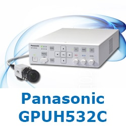 Panasonic GP-UH532 3MOS 4K Ultra HD Camera