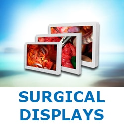 Surgical Displays by Ampronix