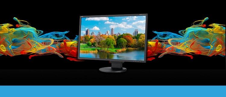 "NEC EA-223WM-BK (EA223-WMBK) LED-Backlit 22"" Desktop Monitor"