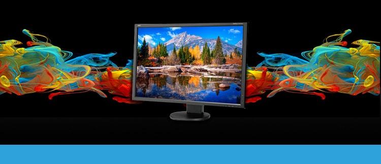 NEC EA304-WMIBK (EA-304WMI-BK) WQXGA Desktop Monitor