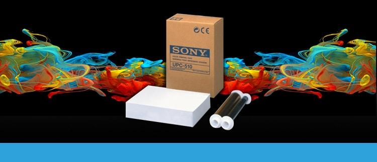Sony UPC-510 (UPC510-A5) Printing Pack