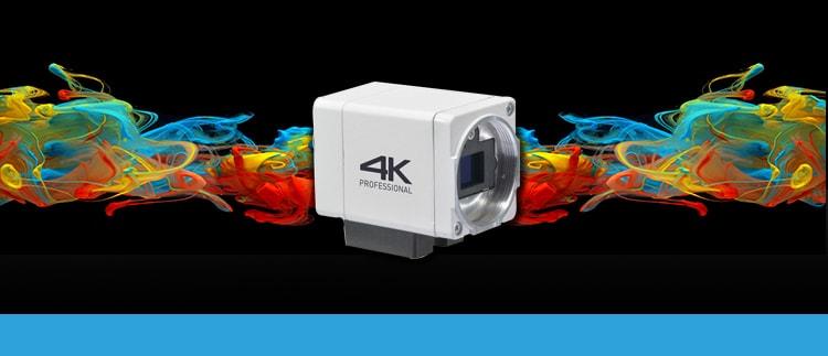 4K Panasonic Camera specs