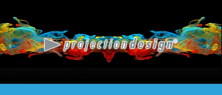 Projection Design Projector Display Repair Replacement Service