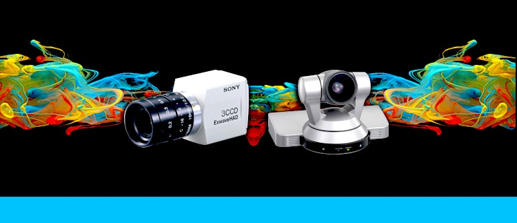 3CCD Cameras by Sony Repair Replacement Service