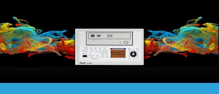 TEAC DVD Recorder HD Medical Imaging